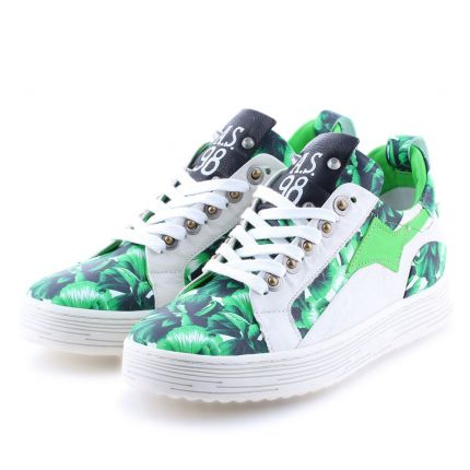 AS YOUNG 595112-101-0002-VERDE-36
