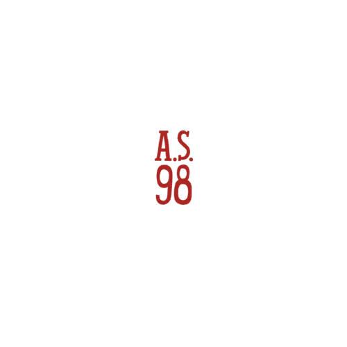 AS98 CINTUREBRACCIALI-AS98 800023 CINTURA IN PELLE NERO